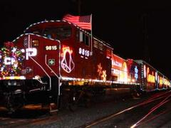 cp holiday train makes 15th annual saskatoon stop