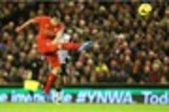 luis suarez hits 20-minute first-half treble on way to four against norwich